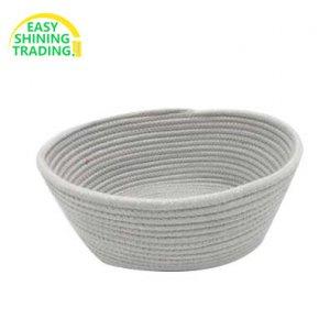 cotton rope organizer