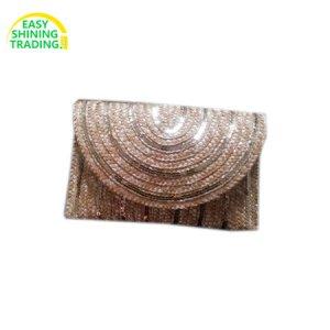 wheat straw clutch
