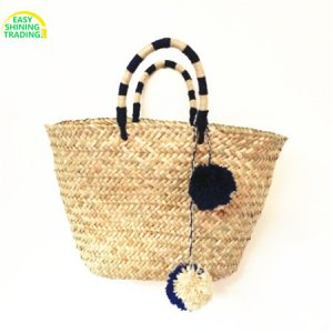 seagrass straw handbags