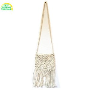 Cotton Rope knitting bag