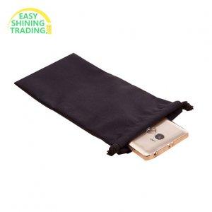 black drawstring bags ESDB006