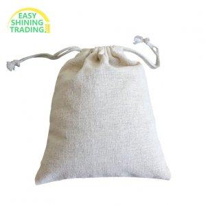 calico drawsting bag ESDB016