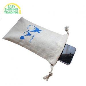 cotton drawstring bag ESDB001
