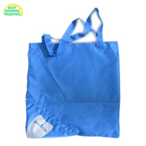 nylon foldable reusable shopping bags ESFD013
