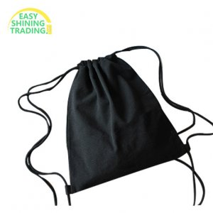 black backpack ESBB005