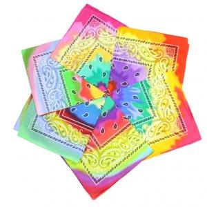 cotton bandana Mutil color
