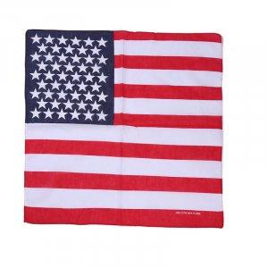 Cotton bandana America Flag