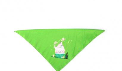 Easter Bandana in stock hot selling!-Rabbit/Easter egg