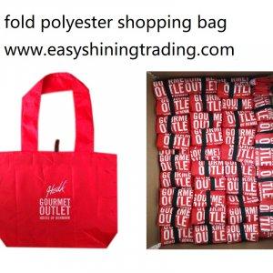 Fold Polyester Shopping Bag