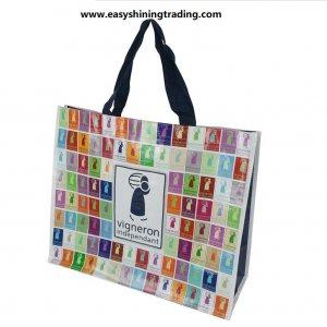 bestselling customized printing PE woven bag