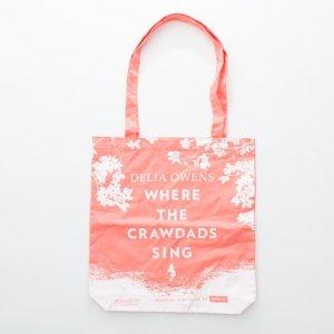 dye coral canvas bag