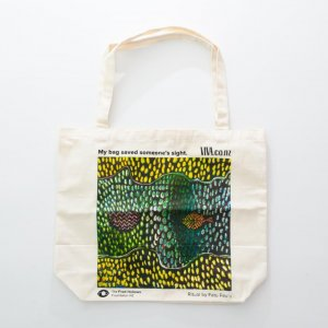 full color printing canvas bag