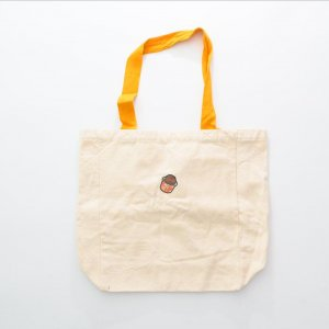 canvas bag with embroidery logo