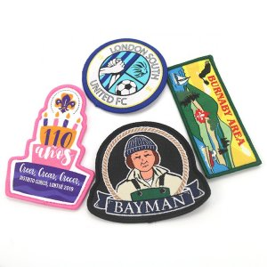 embroidery Woven Patch