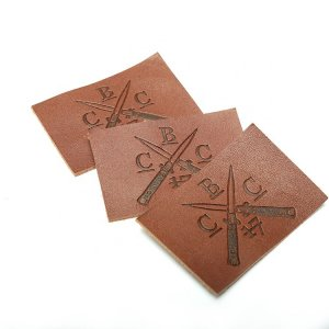 Leather Label
